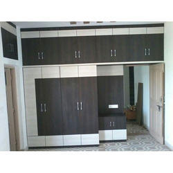 Chandramauli Interior Wooden Bedroom Wardrobe