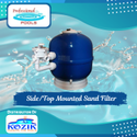 Side/Top Mounted Sand Filter