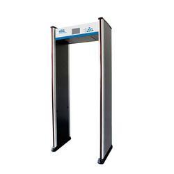 18 Zones Standard Walk Through Metal Detector
