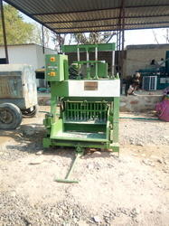 Hollow Block Making Machine (BEW - EG860)
