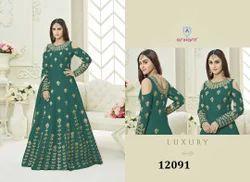 Partywear Anarkali Dress