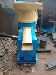 Cattle Feed Pallet Making Machine 1000 Kg /Hr