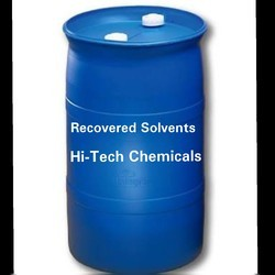 Recovered Solvents