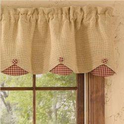 Jute Curtain Fabrics