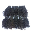 South Indian Virgin Silky Curly Hair