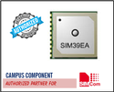 SIMCOM SIM39EAR GPS Module