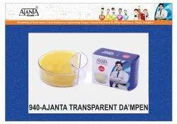 Transparent Plastic 940 Ajanta Dampen