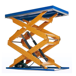Hydraulic Car Lift Table