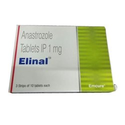 Emcure Anastrozole Tablets