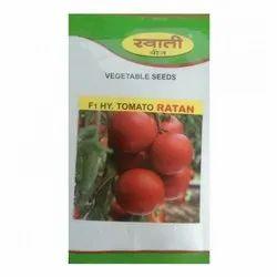 Hybrid Swati Tomato Ratan Seeds, Packaging Size: 10 g