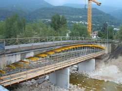 Bridge Formwork And Staging