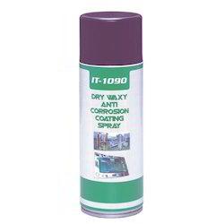 Dry Waxy Anti Corrosion Coating Spray