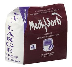 Medisorb Adult Pull Ups Diapers - Large Size