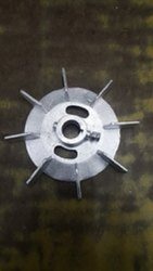 Alluminium Fan for electric motors