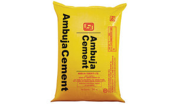 Ambuja Cement, Packing Size: 50 Kg
