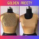 Golden Preety Blouse
