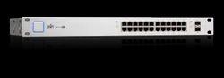 LAN Capable Ubiquiti US24 250 W UniFi Gigabit Switch