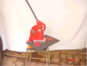 Hand Operated Shearing Machine