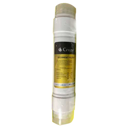 Cruze Sediment Filter, Diameter: 3-4 inch