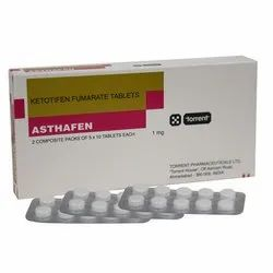 Ketotifen Fumarate Tablets