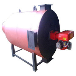 Direct Fire Gas Boiler