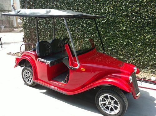 Golf Carts Mc Roadster Html on