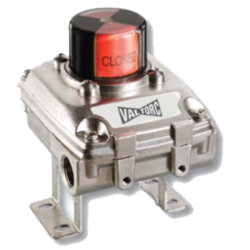 Valtorc Stainless Steel Limit Switch - Valve Position Monitor