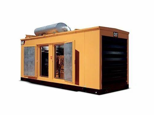 CAT 500 KVA Diesel Generator C15 - Gainwell Commosales