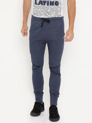 MASCULINO LATINO Cotton Stylish Track Pant's
