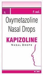 Medicine Grade Kapizoline Oxymetazoline Nasal Drops