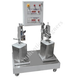Two Head Semi Automatic Liquid Filling Machine