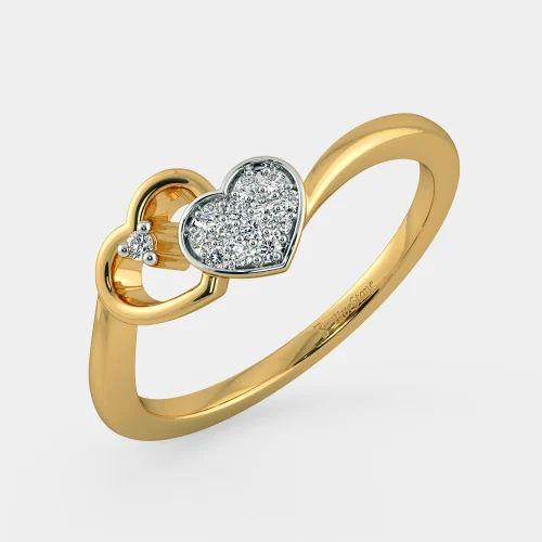 Diamond Gold Ring Jewelry