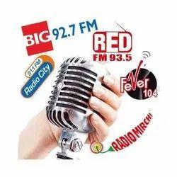 Radio Advertising Services Pan India