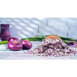 Parth Foods A & Commercial Grade Dehydrated Red Onion Kibbled, Packaging Size: 12 Kg, 14 Kg