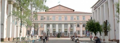 Admission In Kazakh National Medical University