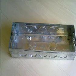 Galvanized Iron (GI) Rectangular, Square Modular Boxes
