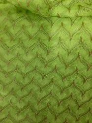 Knitted Jari Jacquard Fabric