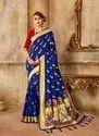 Paithani Silk Casual Sarees