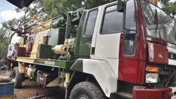 DTH 200 Stallion Truck Mounted Water Well Drilling Rig
