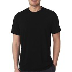 Men's Round Neck T- Shirt
