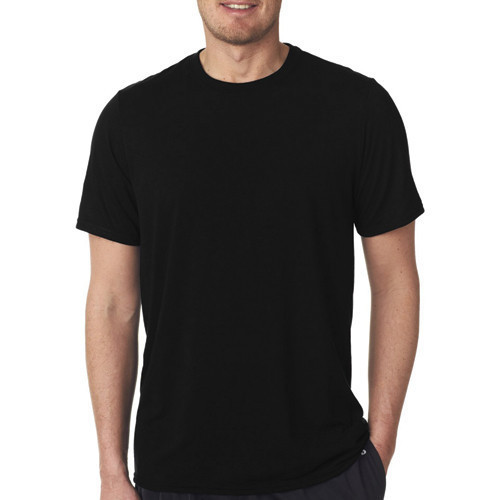 424029c77 Half Sleeve Cotton Men's Round Neck T- Shirt (160 Gsm), Rs 115 ...