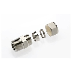 Tube Fittings, Size: 1/2 Inch , For Chemical Fertilizer Pipe