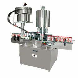 Aluminum Container Cap Tightening Machine