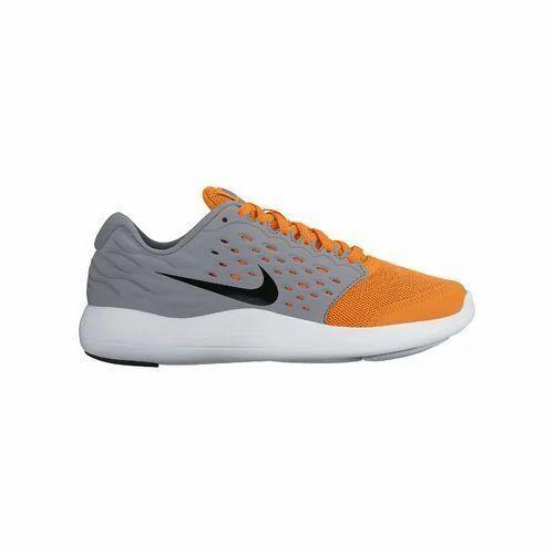 d619124a71f2 Orange Nike Kids Sports Shoes
