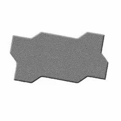 Sandy Zigzag 60 Blocks Rubber Mould
