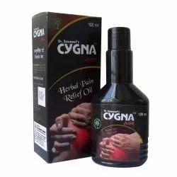 Cygna Joint Herbal Pain Relief Oil, Non prescription, Grade Standard: Medicine Grade