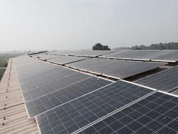 Net Metering Solar Plant