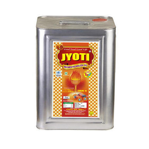 Jyoti 15 Kg Refined Palm Oil Packaging Type Tin Rs 1720 Unit Id 17624007873