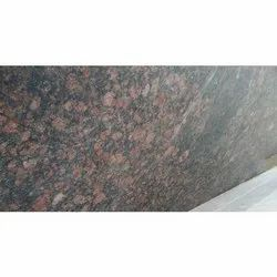 Flamed Tan Brown Granite, for Flooring, Thickness: 15-20 mm