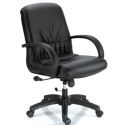 Black Staff Chair